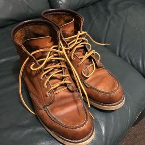 Women's Red Wing Boots size 8